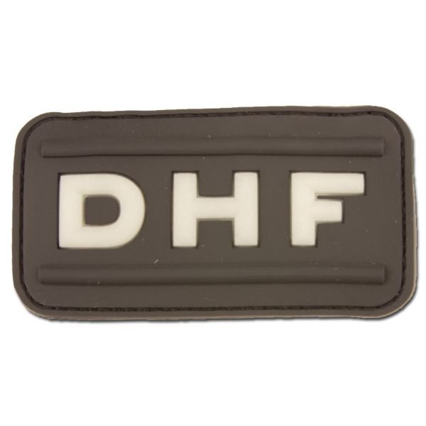 Patch in gomma 3D DHF swat