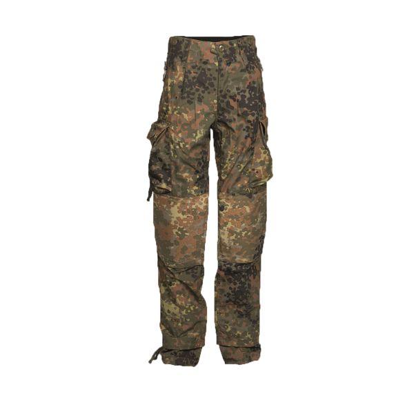 Pantaloni Commando Teesar Gen II flecktarn