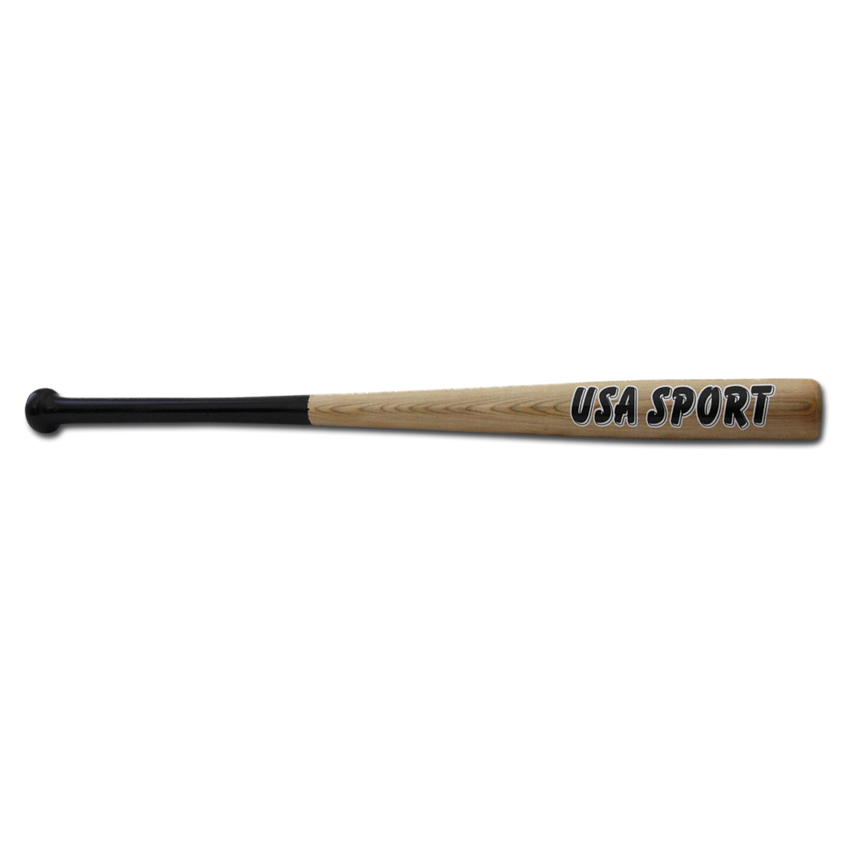 Unbekannt Mazza da Baseball in Legno Naturale 31