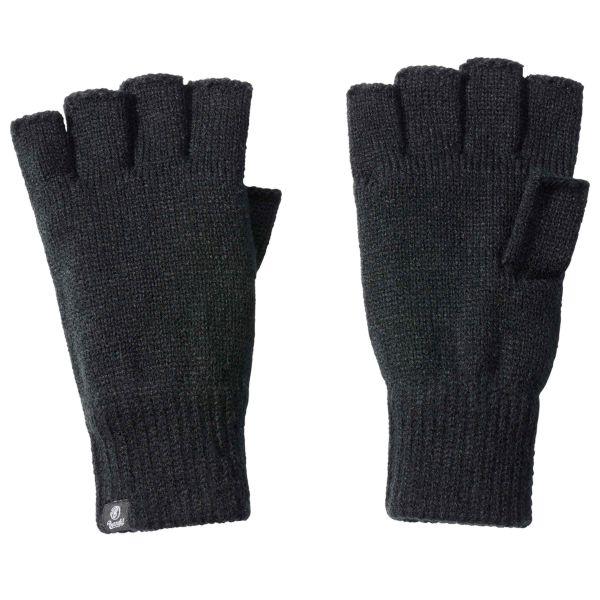 Brandit Handschuhe Halbfinger Finger Stall schwarz
