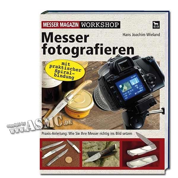 Book Messer fotografieren wie ein Profi