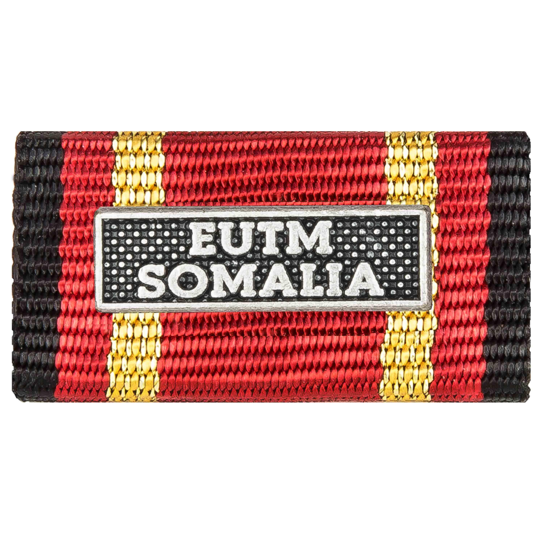Ordensspange Auslandseinsatz EUTM SOMALIA silber