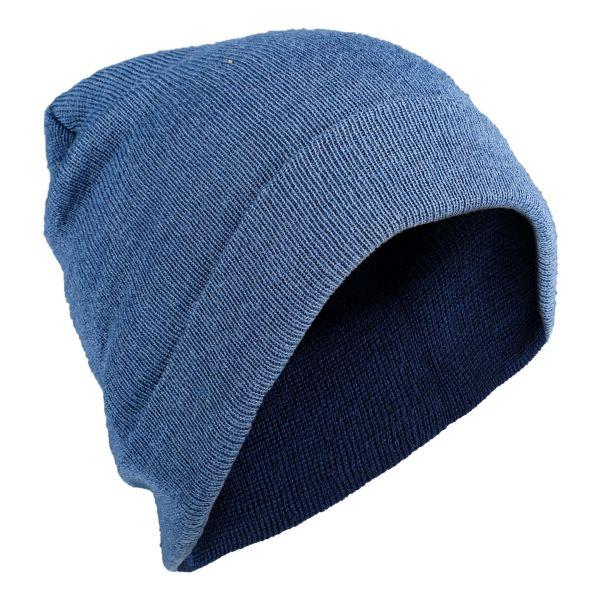 Berretto di lana blu royal