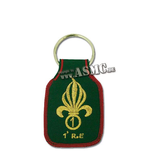 Key ring Foreign Legion 1er RE