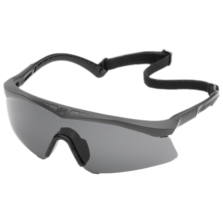 Kit occhiali balistici Revision Basic, Sawfly, lenti nere