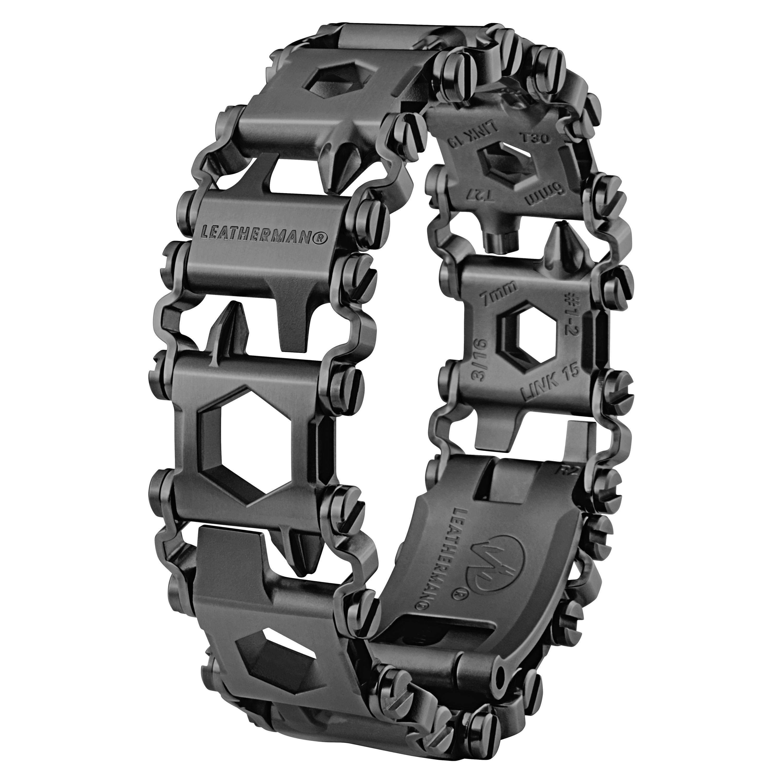 Bracciale Multitool Tread LT marca Leatherman nero
