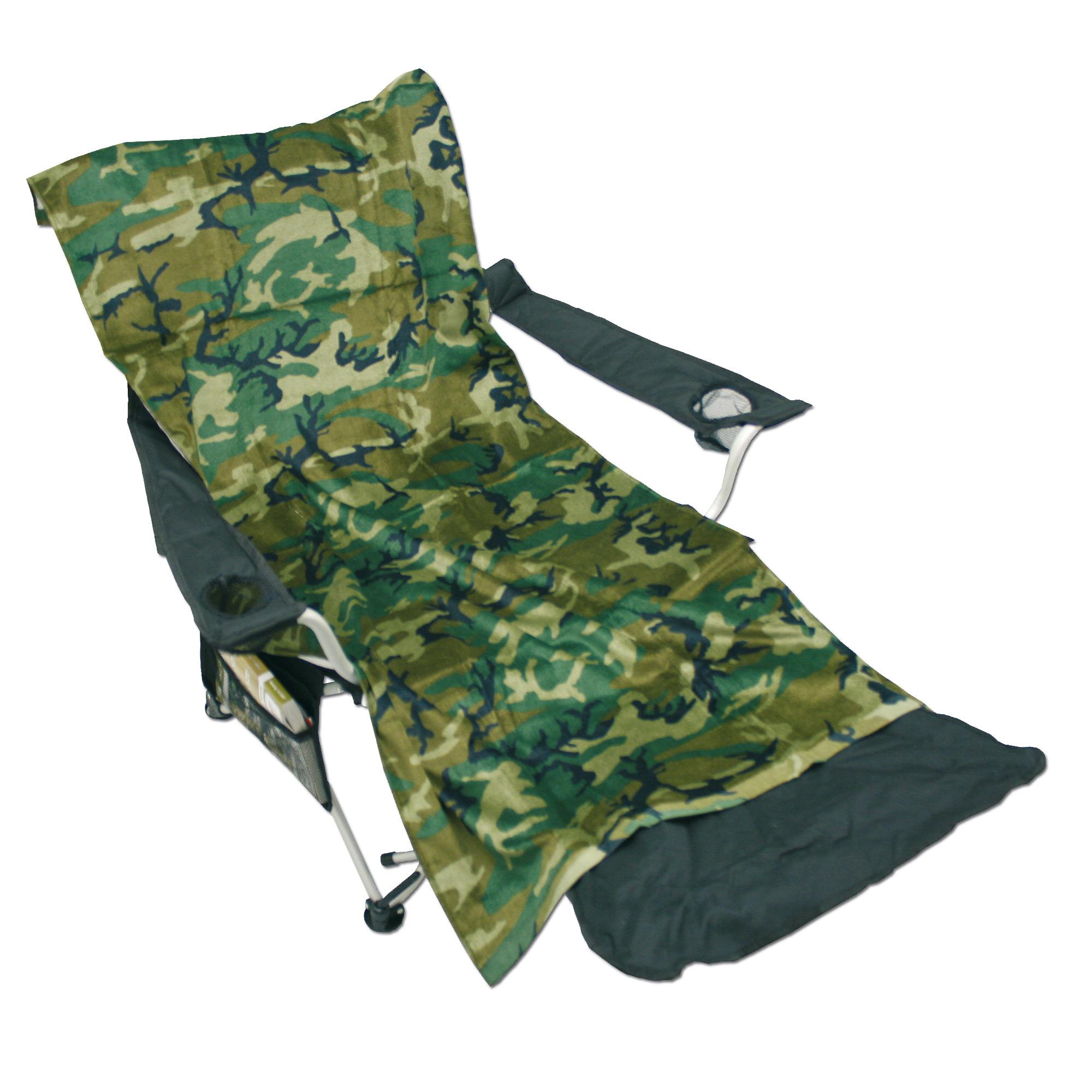 Asciugamano militare fantasia woodland