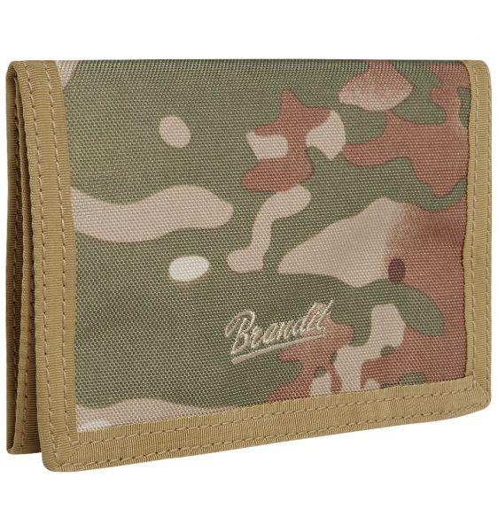 Portafoglio Wallet Three marca Brandit tactical camo