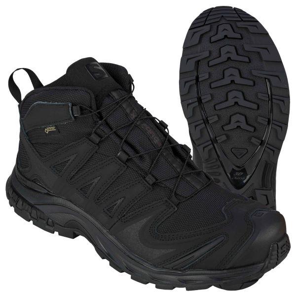 Scarpe XA Forces Mid GTX marca Salomon colore nero