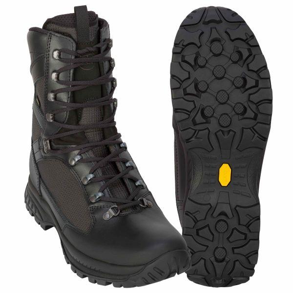 Stivali in pelle SFB 3H marca Hanwag colore nero