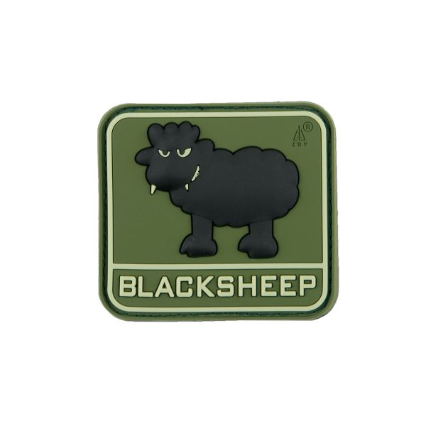 3D-Patch Black Sheep forest