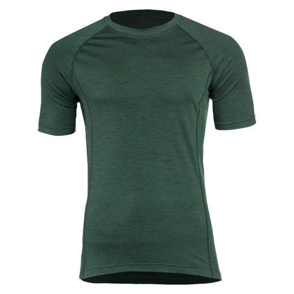 T-Shirt manica corta, merino, marca UF Pro, verde oliva