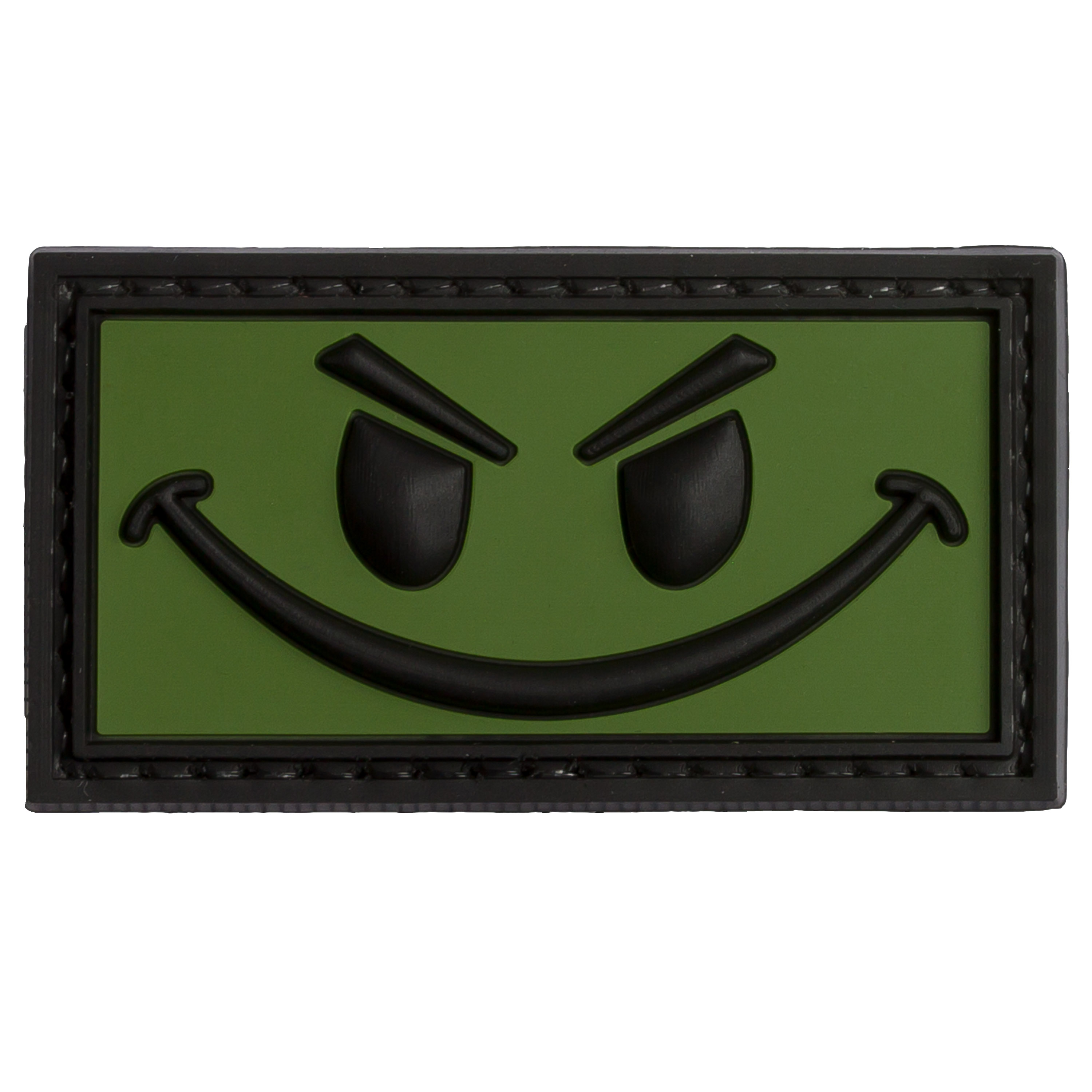 Patch 3D TAP Evil Smiley forest