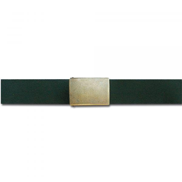 Cintura in pelle BW usata