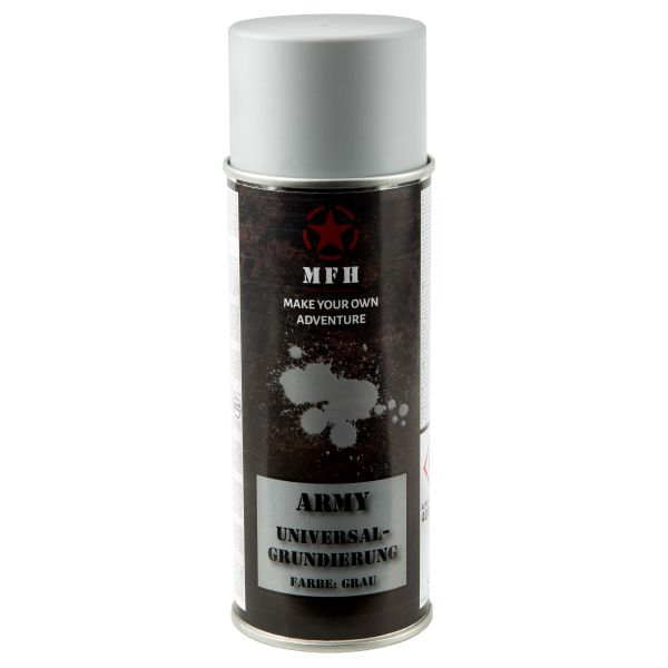 Spray base uniformante universale militare grigio chiaro 400 ml