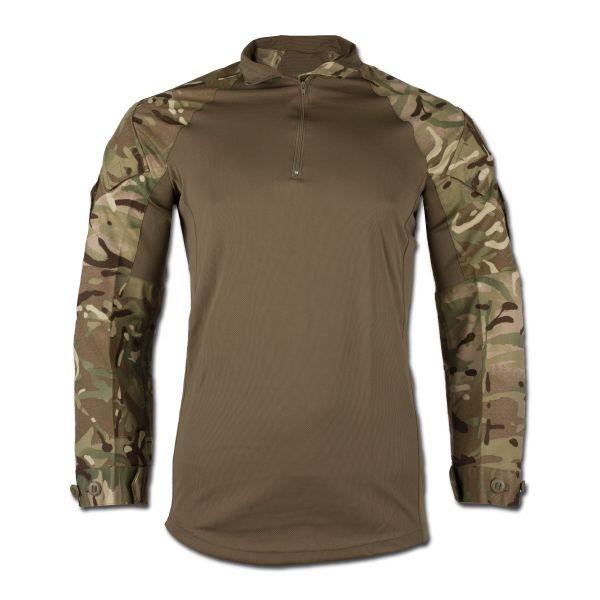 Maglietta da combattimento Brittanica Armour MTP usata come nuov