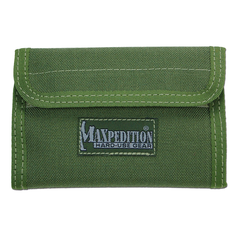 Portafogli Spartan Wallet marca Maxpedition verde oliva