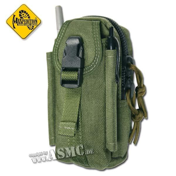 Tasca Maxpedition M2 Waistpack oliva