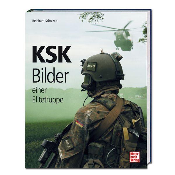 Libro KSK - Bilder einer Elitetruppe