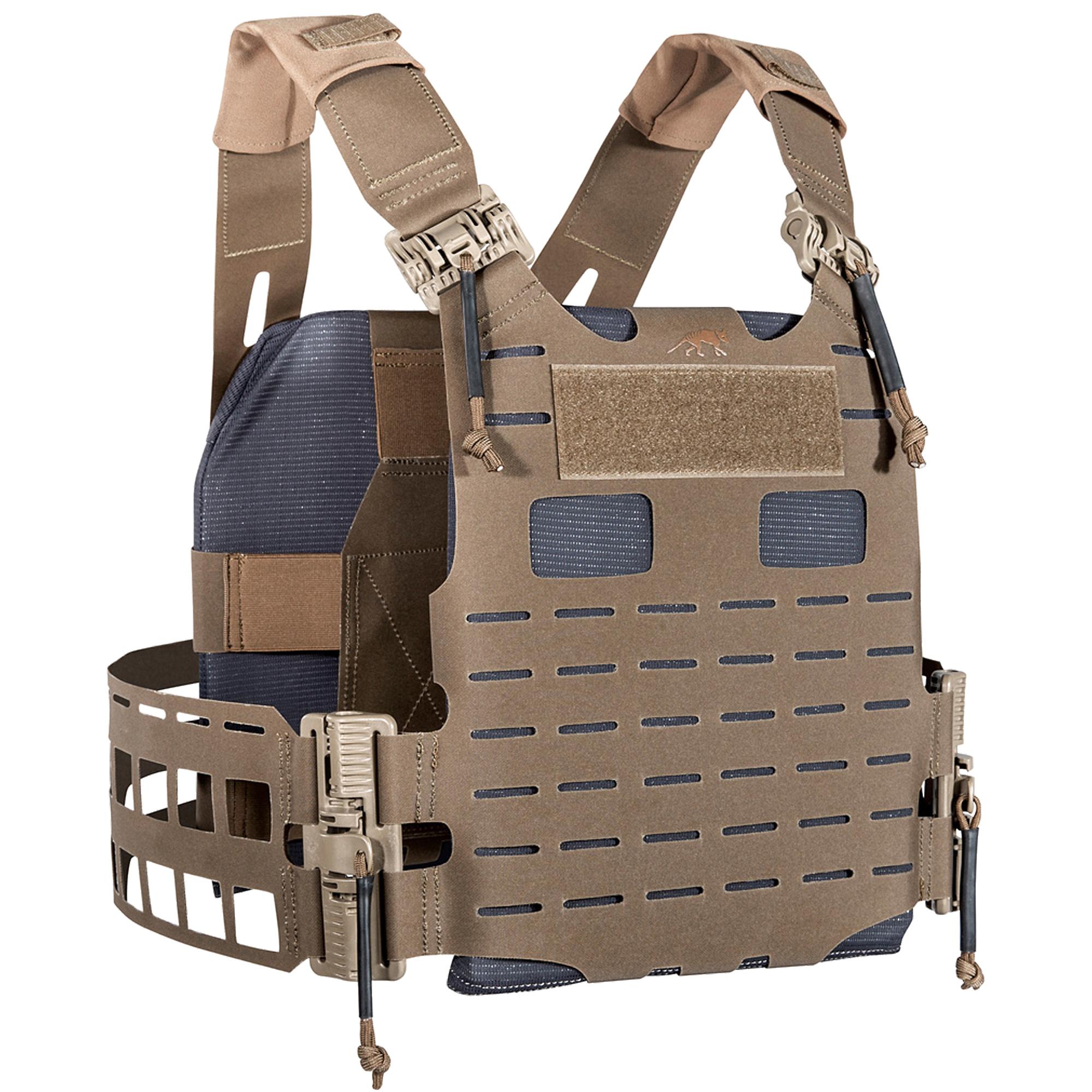 Shield 'tiro rapido Plate Carrier Alpha One Piastra