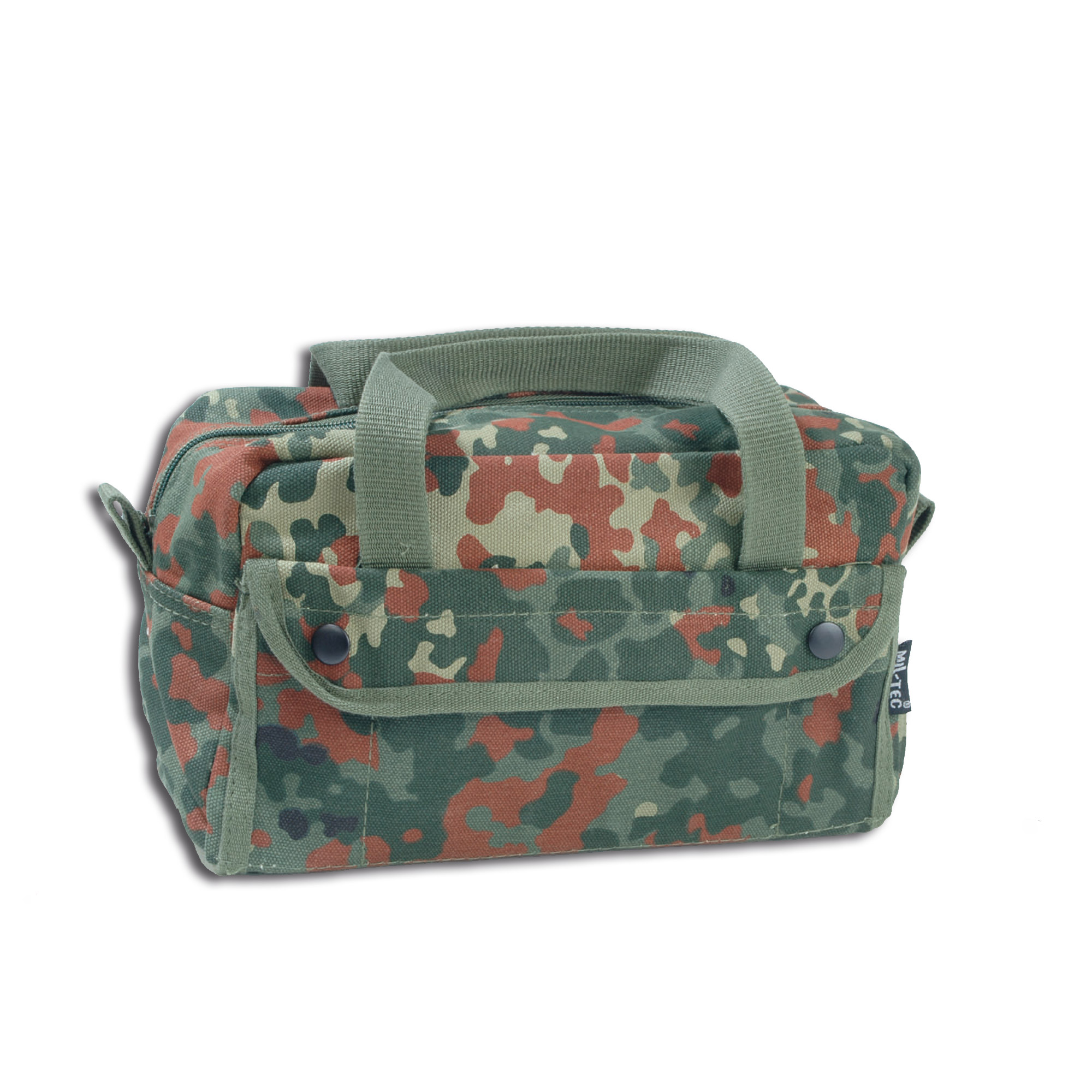 Borsa piccola Canvas flecktarn