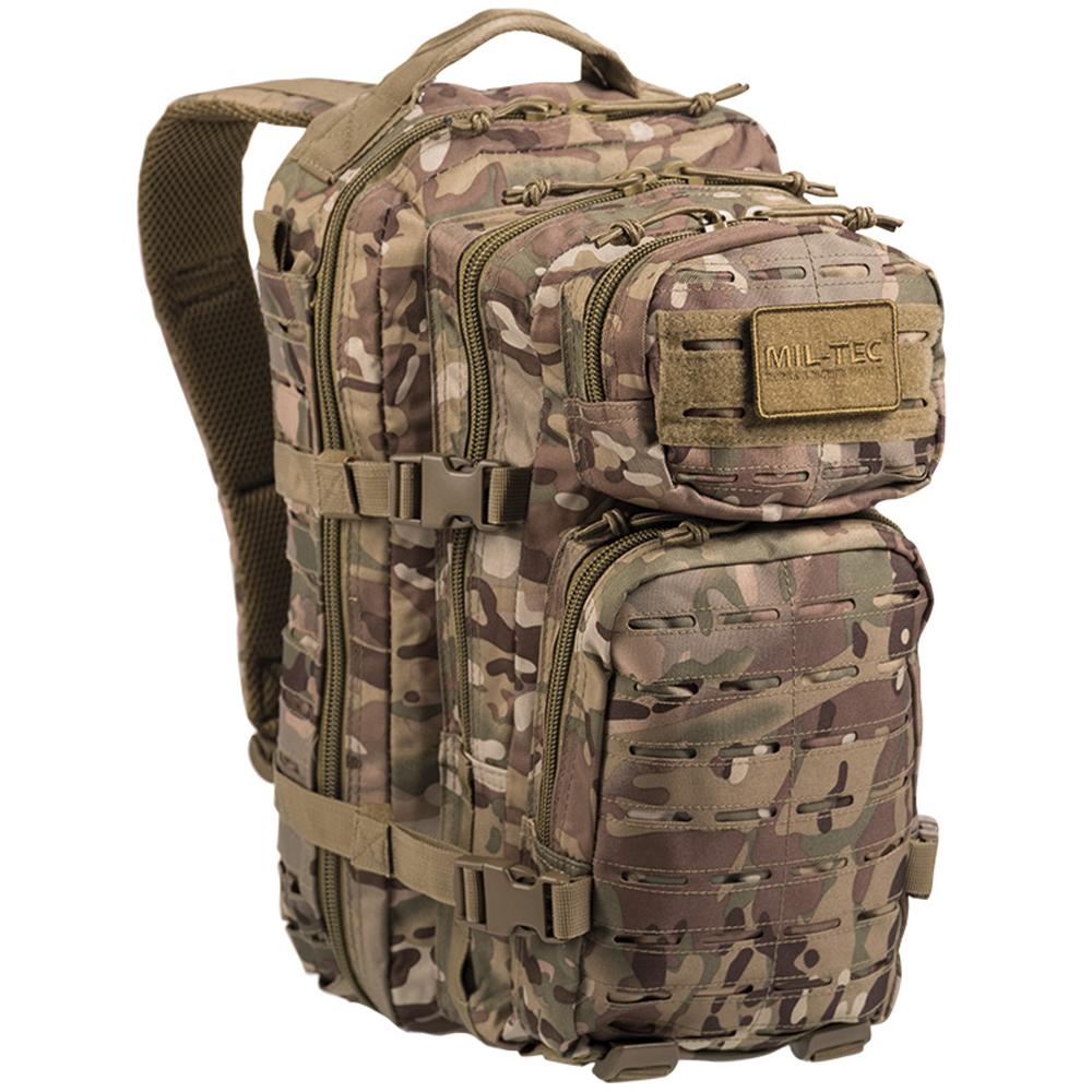 Zaino US Assault Pack SM Laser Cut multitarn