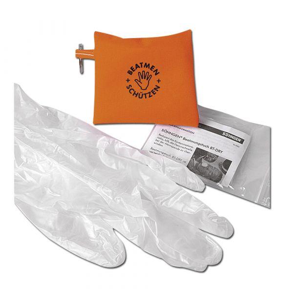 Kit di rianimazione e protezione d'emergenza
