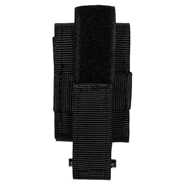 Dispositivo porta guanti, orizzontale, MFH, nero