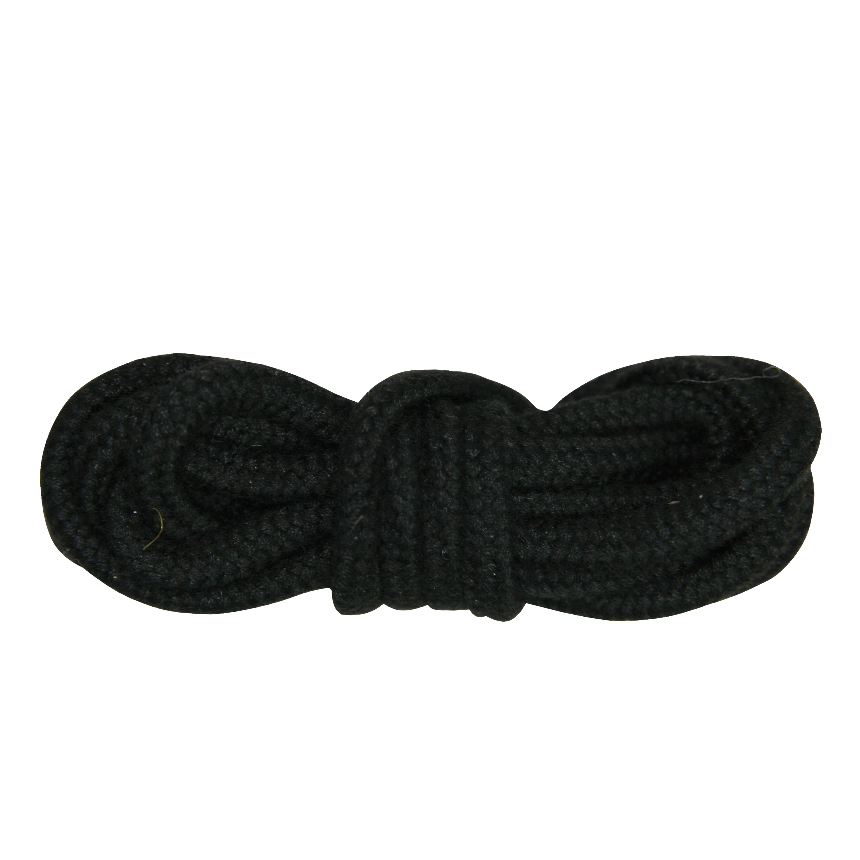 Lacci marca Haix lunghi 110 cm colore nero