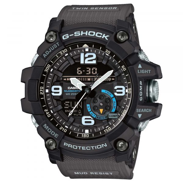 Orologio Casio G-Shock Mudmaster GG-1000-1A8ER nero
