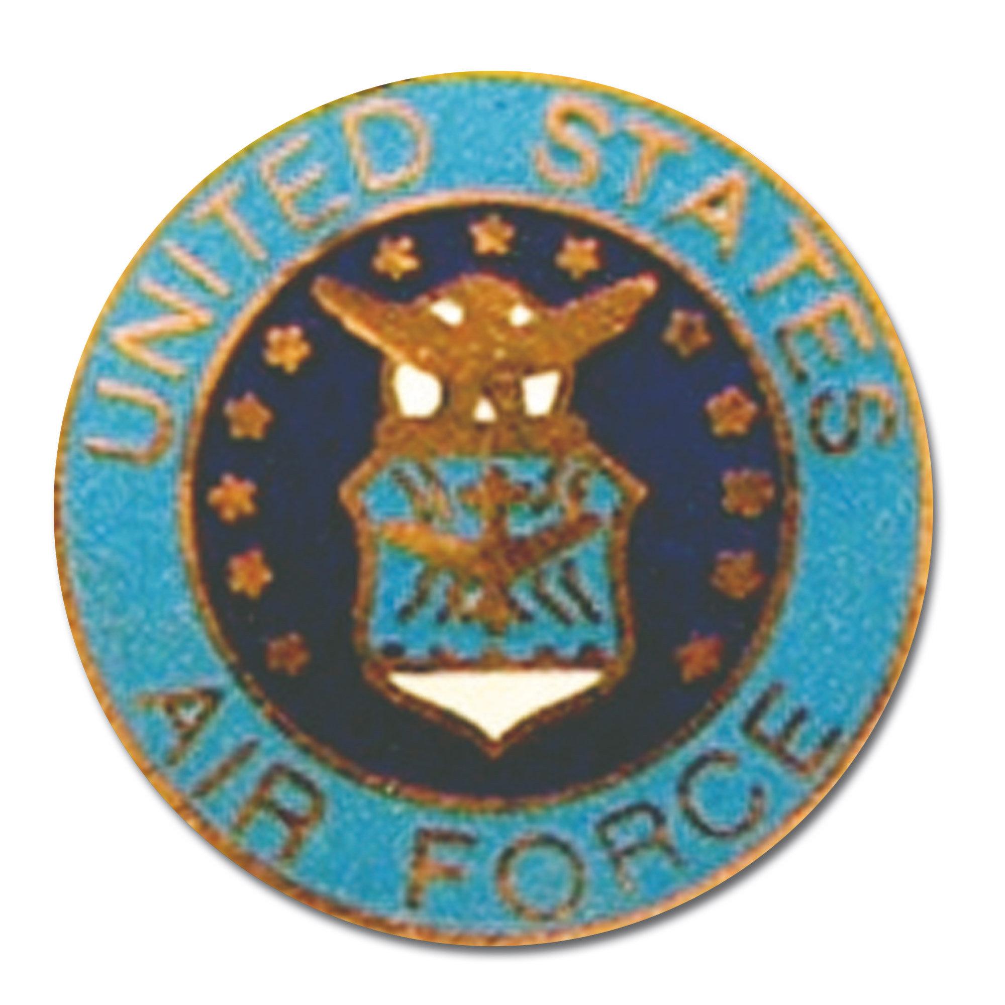Pin US Air Force modello precedente