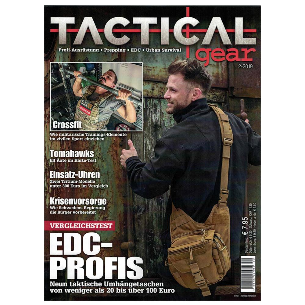Mensile Tactical Gear Edizione 02/2019