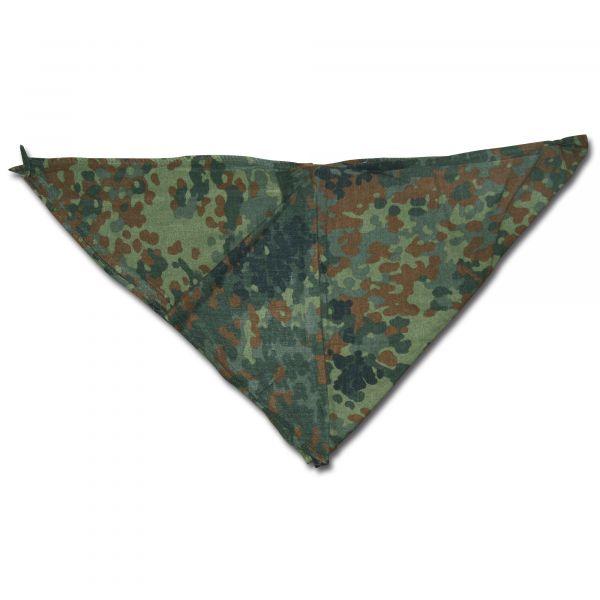 Fazzoletto triangolare BW mimetico usato