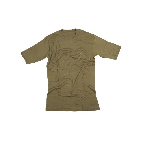 T-Shirt Esercito britannico verde oliva come nuova