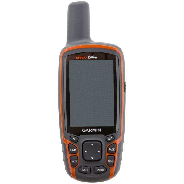 GPSMAP 64s+ Topografica Germania V8 Pro Bundle