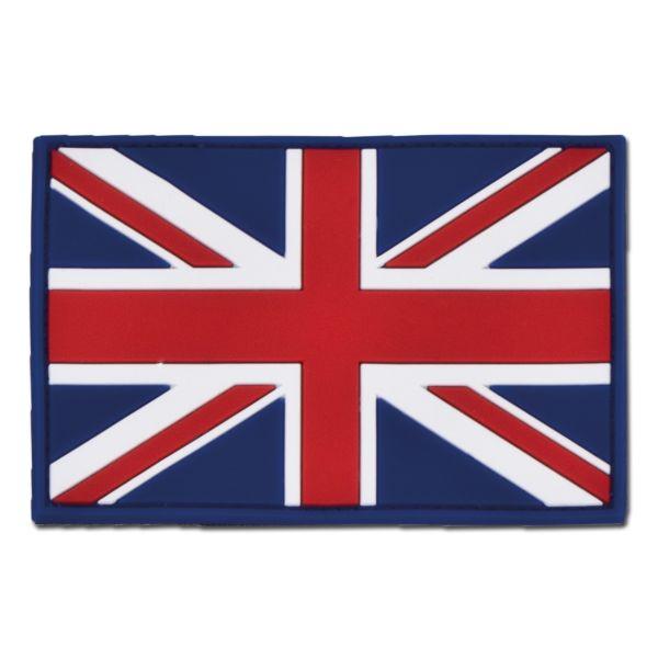 Patch 3D bandiera Gran Bretagna fullcolor