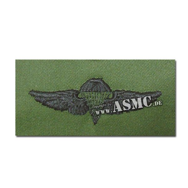 Insignia US Navy Parachutiste embroidered
