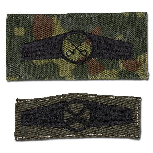 Distintivo BW grado generico militare