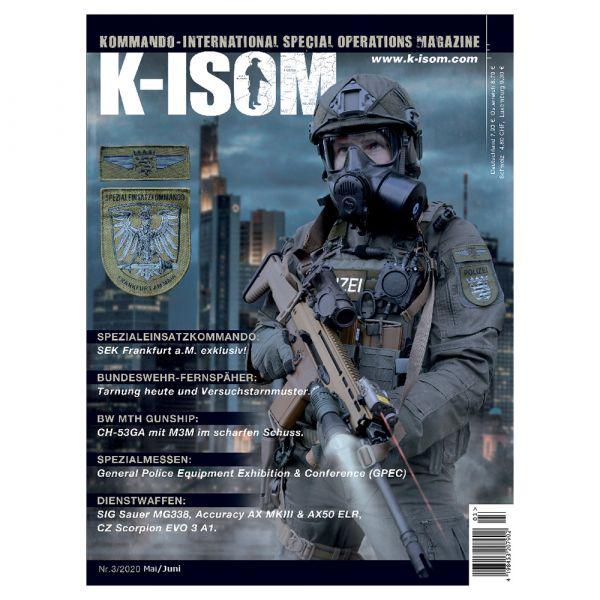 Rivista Kommando K-ISOM Ausgabe 03-2020