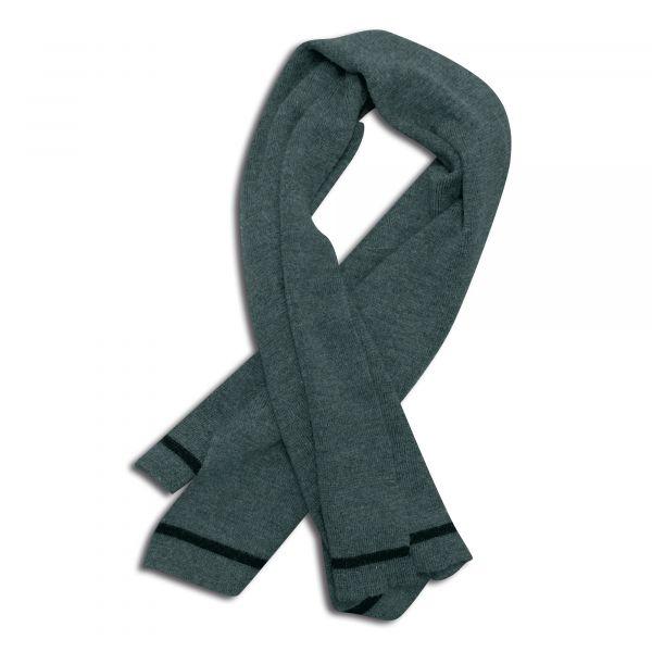 Sciarpa di lana militare BW colore grigio usata