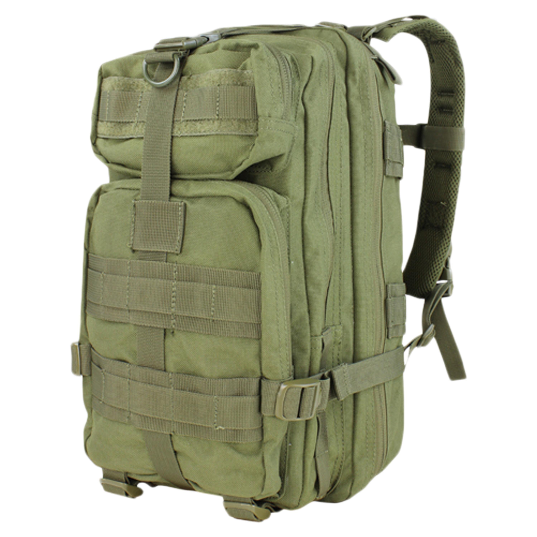 Zaino Assault Compact marca Condor verde oliva
