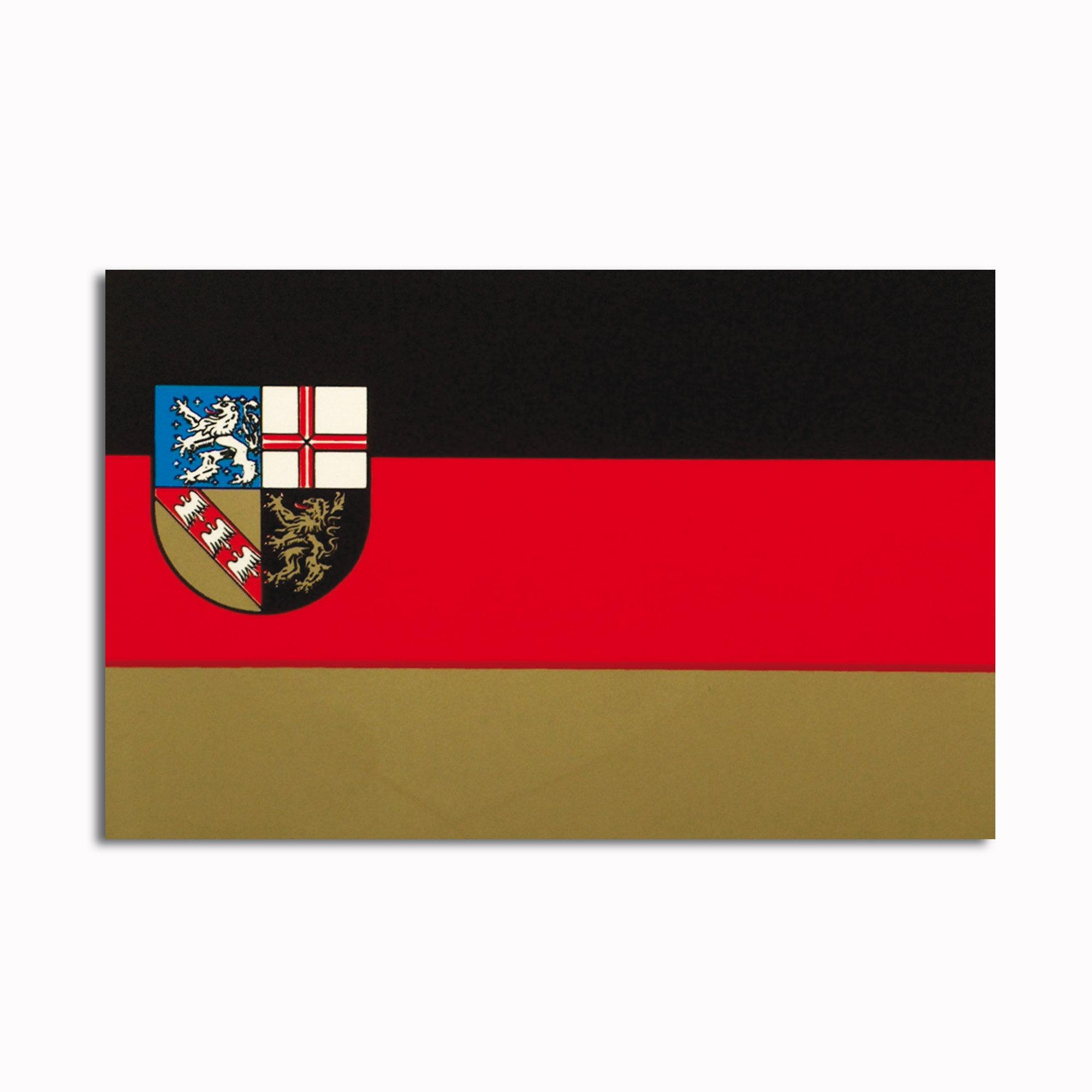 Sticker Saarland