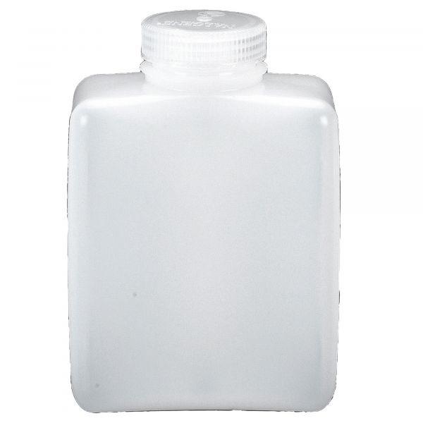 Nalgene Weithalsflasche rechteckig 1000 ml