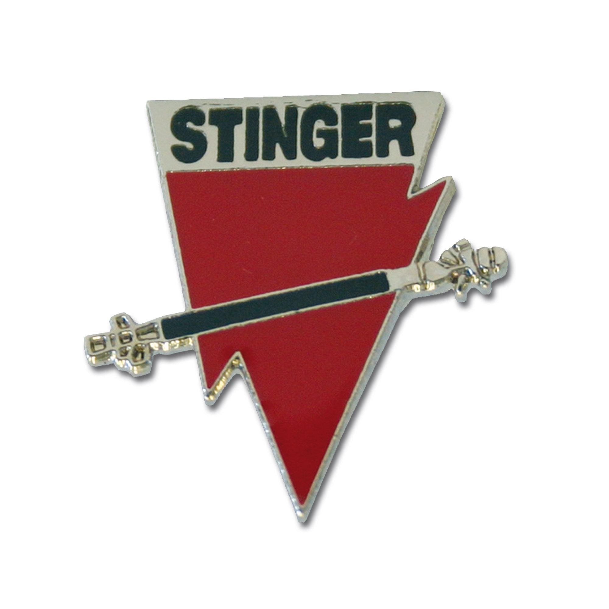 Pin mini Stinger