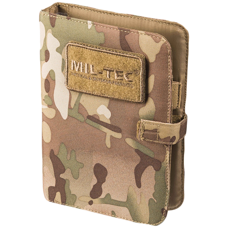 Tasca porta documenti Tactical Mil-Tec small multitarn