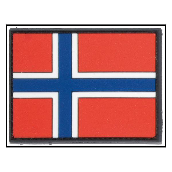 Patch 3D bandiera Norvegia