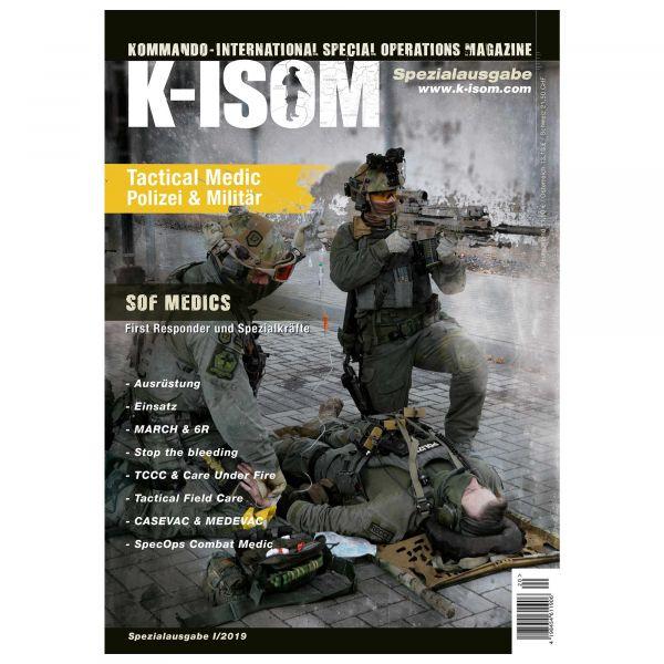 Rivista Kommando K-ISOM Edizione Speciale I/2019