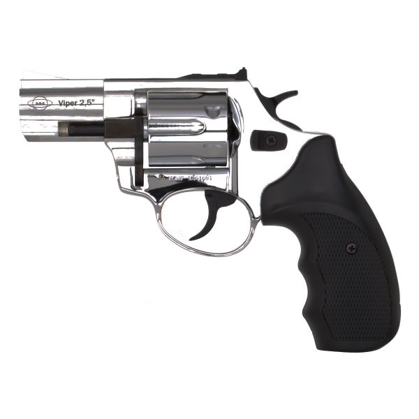 Revolver Viper marca Ekol 2.5 pollici argento