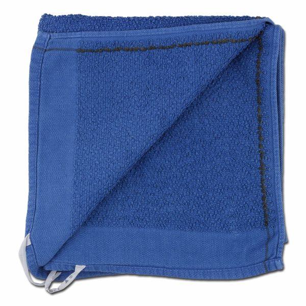 Asciugamano militare BW blu come nuovo