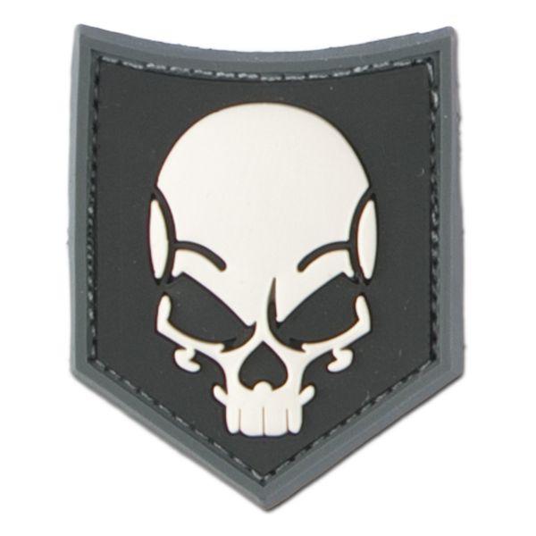 Patch 3D SOF Skull swat